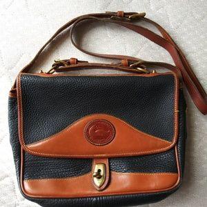 DOONEY & BOURKE Vintage Leather Bag Purse